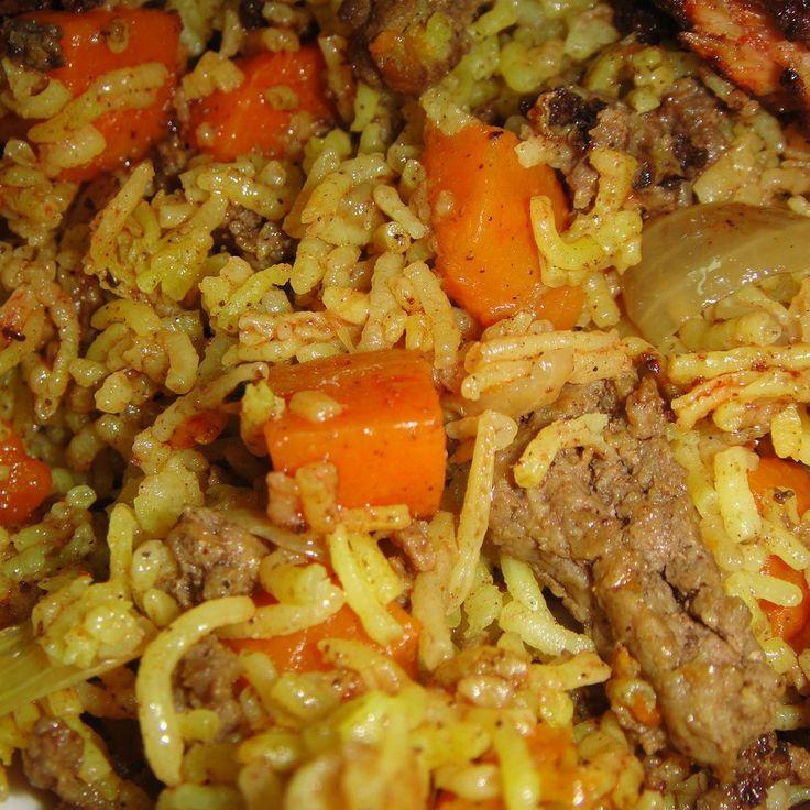 Iraqi Carrot Rice Recipe on Food52 recipe on Food52