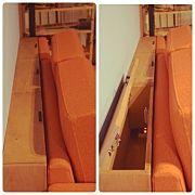 My Shelf,ナチュラル,ソファ,収納,DIY,ソファ周辺に関連する他の写真