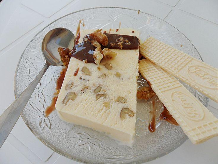 Walnussparfait, ein leckeres Rezept aus der Kategorie Eis. Bewertungen: 3. Durchschnitt: Ø 3,4.