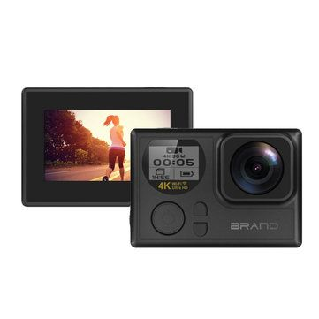 XANES D3-10 Allwinner V3 4K 8MP Wifi Action Camera 170° Ultra-wide Lens Mini Recorder Sport Camera Sale - Banggood.com