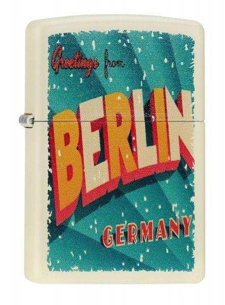 "Zippo ""Greetings from Berlin"""