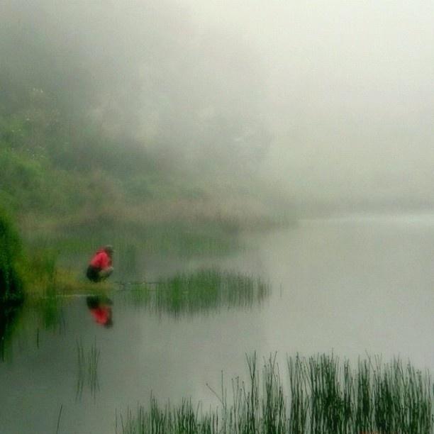 Ranu Regulo Lumajang, East Java