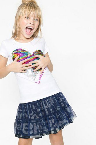Another for the cart!  #Desigual T-Shirt Escocia