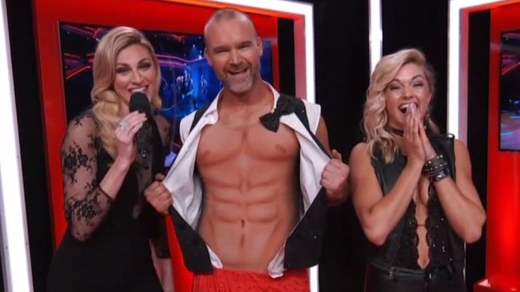 """Former Cubs baseball player David Ross smashed it out of the park on Dancing With the Stars when he performed a jazz routine with a Magic Mike theme. Ross and his dance partner, Lindsay Arnold, performed to rapper 50 Cent's """"Candy Shop."""" Ross was nervous about taking his shirt off for the routine —"""