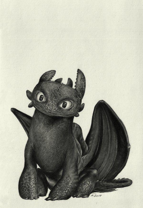 Como entrenar a tu dragon (No es de mi autoria)