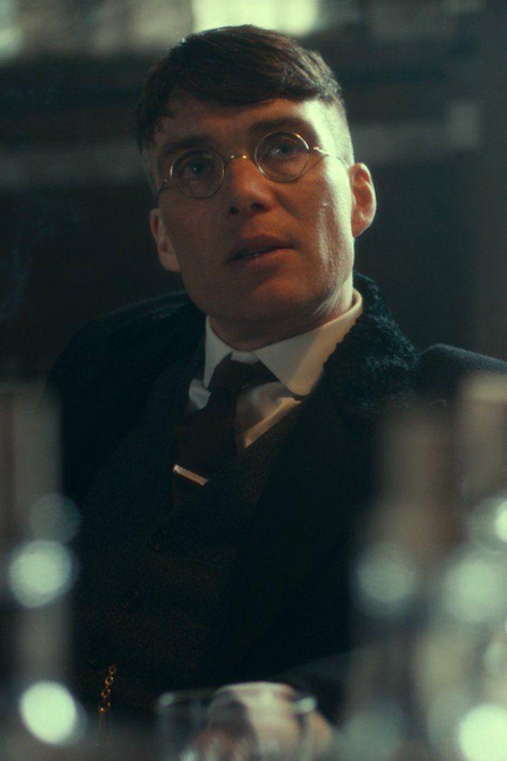 Proof That Not Even Harry Potter Glasses Can Make Cillian Murphy Unattractive