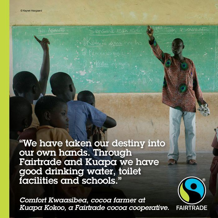#Fairtrade