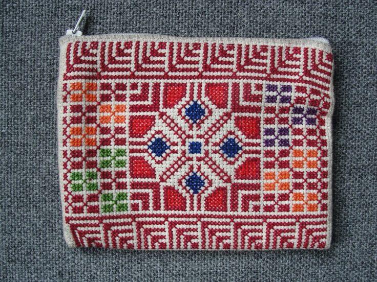 Palestinian Embroidery. Özgür Filistin