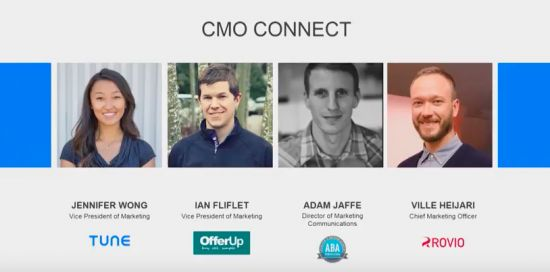 Mobile CMOs on growth, customer experience, and building lasting brands