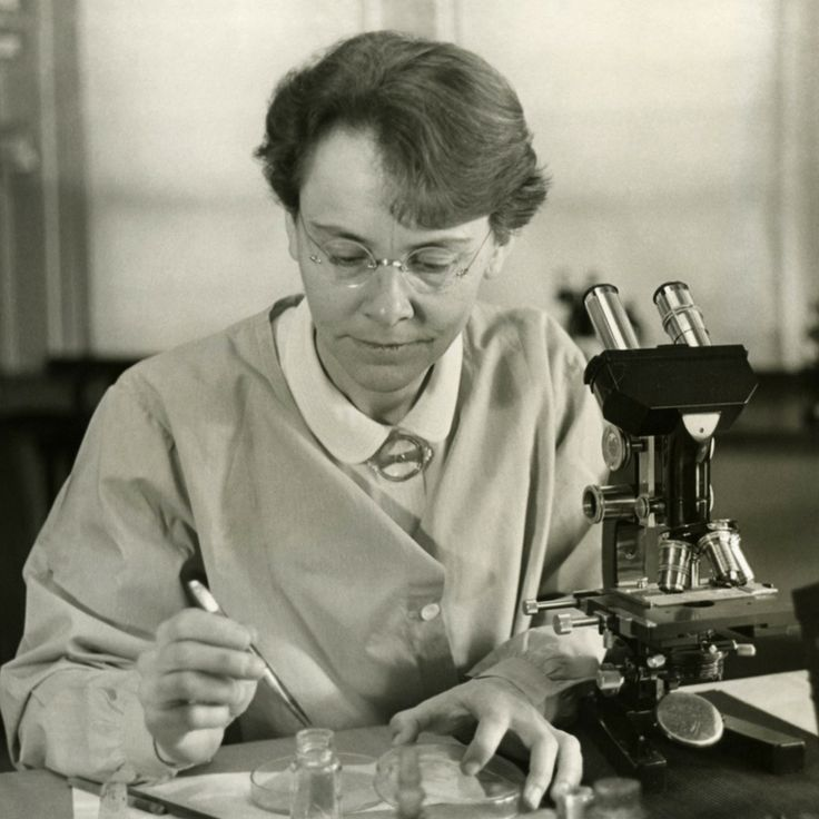 Were you born with a weird gene that skipped a few generations? Barbara McClintock can tell you why.