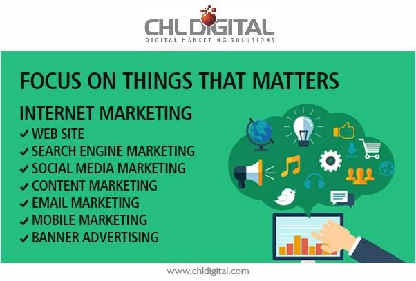 If you want high-quality leads and conversions then are you on the right track? If not we are here to help you. Visit chldigital.com to know more.