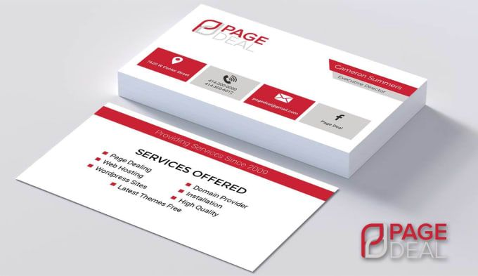 Design flat business card with 2 mockups logo designer online design flat business card with 2 mockups logo designer online mockup and business cards reheart Images