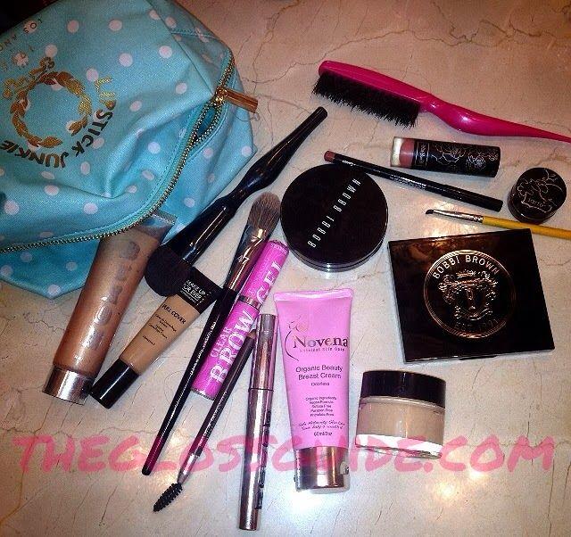Exclusive: What's Inside Jessie James' Makeup Bag