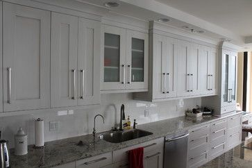 EKBDELRAY.COM Transitional Photo Album - Transitional - Kitchen - miami - by Elegant Kitchens and Baths, Inc.