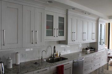 EKBDELRAY.COM Transitional Photo Album - Transitional - Kitchen - miami - by Elegant Kitchens and Baths, Inc.