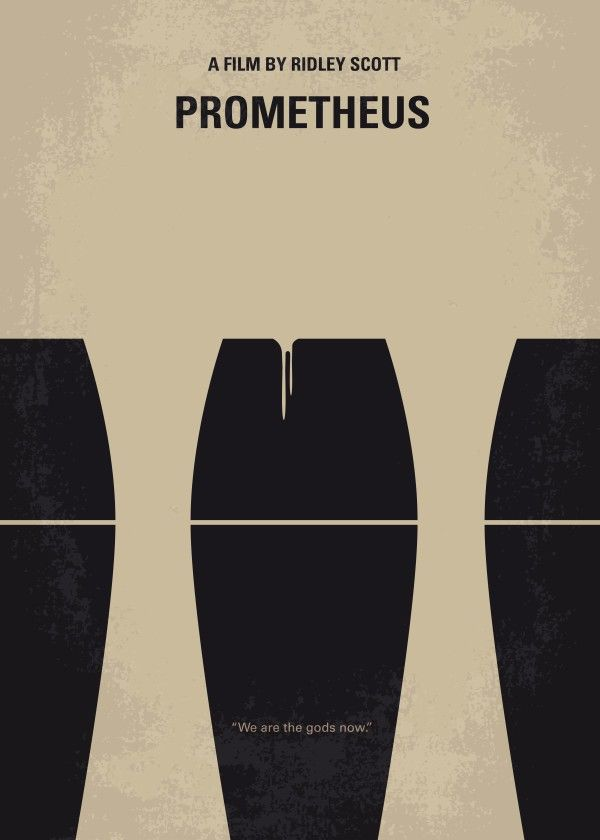 No157 My Prometheus minimal movie poster  A team of explorers discover a clue to the origins of mankind on Earth, leading them on a journey to the darkest corners of the universe. There, they must fight a terrifying battle to save the future of the human race.  Director: Ridley Scott Stars: Noomi Rapace, Logan Marshall-Green, Michael Fassbender   Prometheus, Ridley, Scott, spaceship, Alien, Explorer, Scientist, Planet, Scifi, weyland,