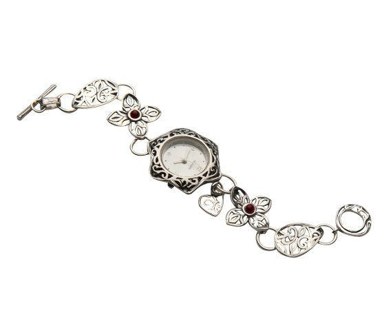 SHABLOOL zu sehen, Frauen zu sehen, Sterling silber Uhren, Armband-Uhr, Uhr Pfingstmontag Granat Stone, Granat-Uhr Schmuck aus Israel, handgemachte Uhren, w652, Shablool Schmuck w652  BESCHREIBUNG  -Material: Sterling silber 925  -Stein: Granat Der Durchmesser des Steins ist 0,16 Zoll.  -Durchmesser: * die Größe des Gesichts ist 1.36 / 1,28 Zoll. * Long der Uhr ist-7 Zoll -7,40 Zoll -7,80 Zoll  -Merkmale: Wasserfest  -Zustand: neu mit Tags, ungetragenen Artikel, in Originalverpackung  -M...