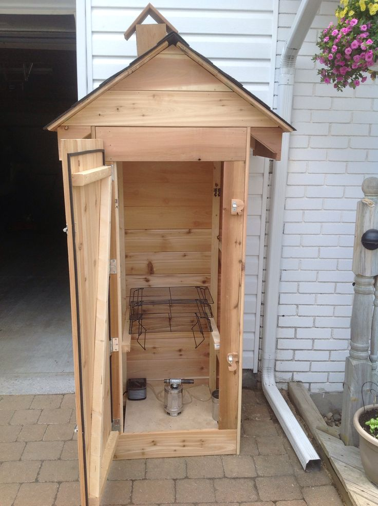 Build Your Own Cold Smoke Shack