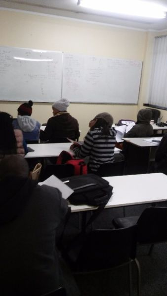 We are offering classes for New and Old Syllabus matric classes for rewritesWe offer all subjectsMathematics, Mathematical Literacy,Physics, Chemistry, life Science, GeographyEnglish HL, English FL,HistoryAccounts,Economics and Business studies etcRegister now before we are fullWhatsApp: 060 324 5770Call : 021 839 5436We have good pass rate for 30% to 66% pass markWe are in 39 Slaney Centre Durban road Bellville 7530 2nd FloorPlease like our facebook page…