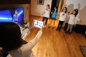 estudiantes de comunicación FCE: Artistas precoces del video gracias a la tablet