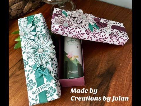 Stampin'Up demonstrator Creations by Jolan