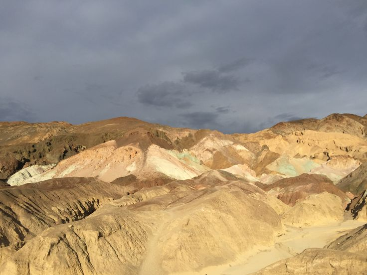 Artist's Palette, Death Valley, California Pic: Izabelle Orzac