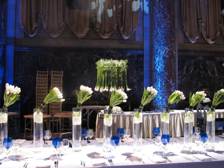 Marvellous Bar Mitzvah Table Setting Ideas Images - Best Image ...