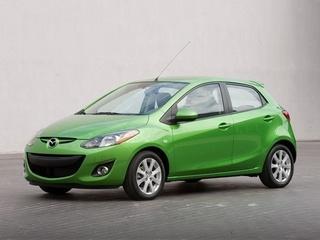 2013 Mazda Mazda2 Sport Hatchback (Spirited Green)