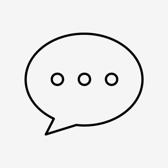 Vector Icone De Mensagem Mensagem Mensagem Bolha Imagem Png E Vetor Para Download Gratuito App Icon Iphone Photo App Iphone Icon