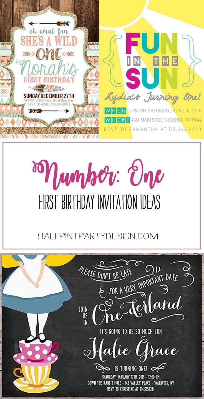61 best Party Invitation Ideas images on Pinterest Birthdays