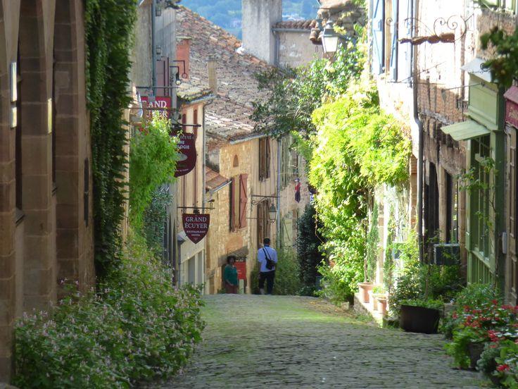 Cordes, Southern France