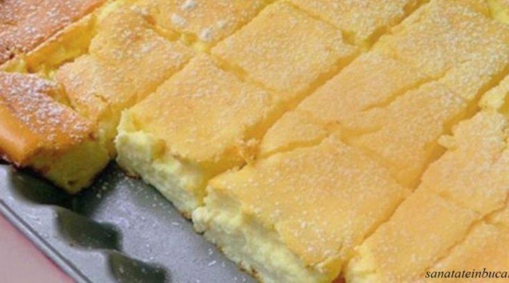 Einfach alles in eine Schüssel geben und in den Ofen stellen. Dieser Kuchen wird dein Favorit sein!