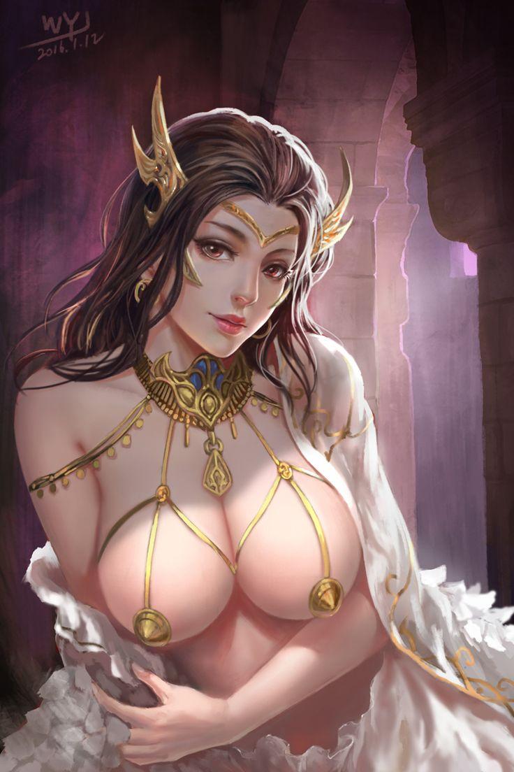 female fantasy porn