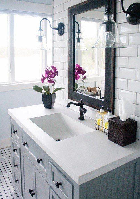 100 Best Washroom Design Images On Pinterest Bathroom