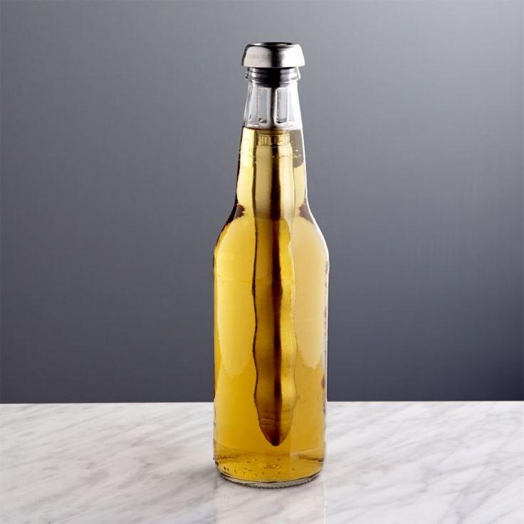 Chillsner Beer Chiller | Crate and Barrel