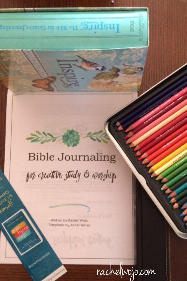 Bible study journal software