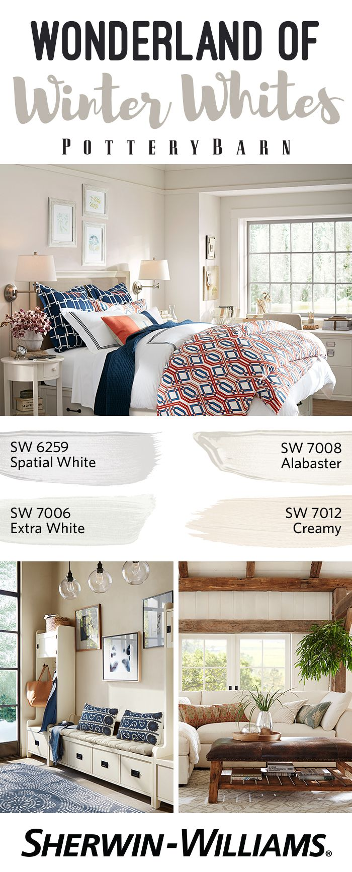 51 best Whimsical Winter - Winter Paint Colors images on Pinterest ...