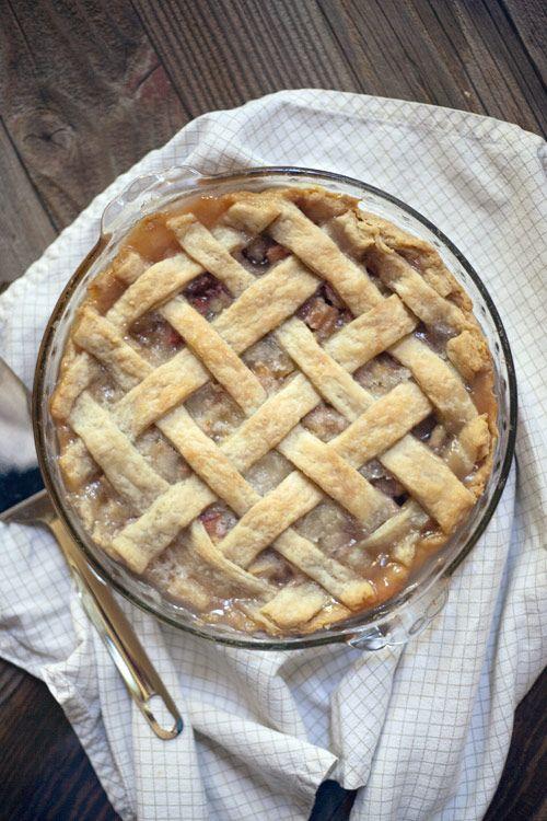 pie crust from scratch recipe