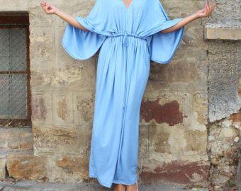 NIEUWE SS16 collectie groene Maxi dress door cherryblossomsdress