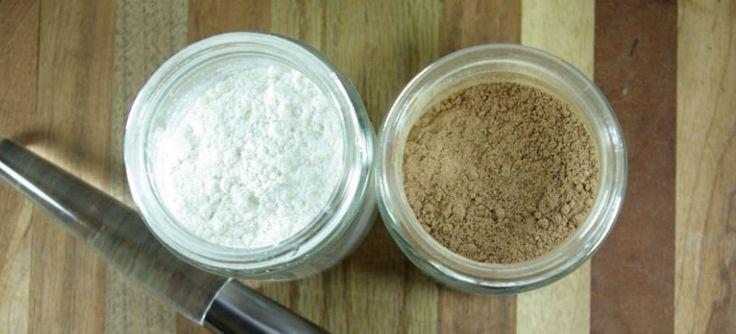 Aprenda a fazer shampoo seco para cada cor de cabelo, usando produtos que podem ser encontrados em casa.