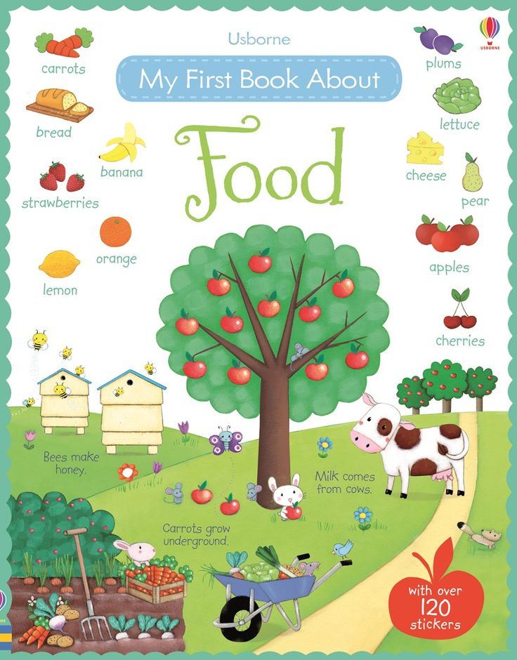 "Find out more about ""My first book about food"", write a review or buy online."