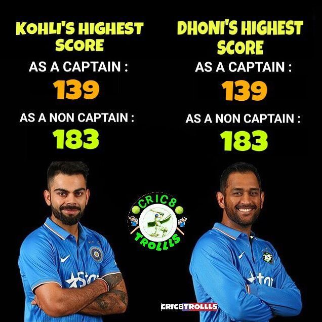 MOTHER OF COINCIDENCE 😱#mahirat Follow @cric8trollls For Daily Updates @cric8trollls @cric8trollls @cafecricket #india #indian #lol #love #viratkohli #virat18lover #instavideo #bestone #t20cricket #wc #icc #2016 #indvspak #videooftheday #chrisgayle #westindiyes #ipl2017 #rcb #msdhoni #rashwin #csk #indiancricket #wc #yuvrajsingh #virat18lover