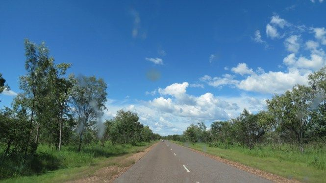 Typical Northern Territory Roads...