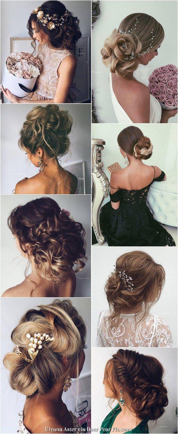best hair styles images on pinterest wedding hair styles