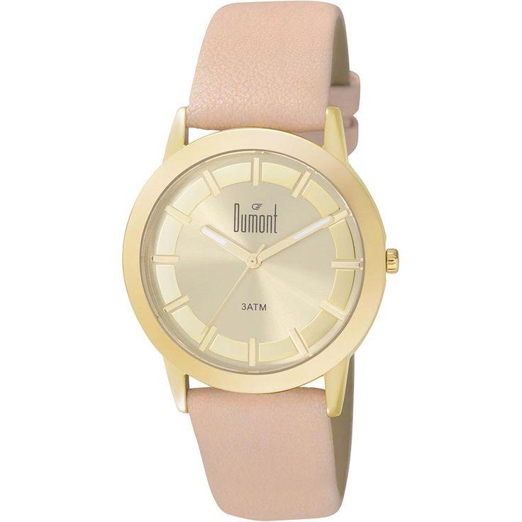 Relógios Feminino Dumont Analógico - Shoptime.com