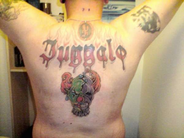 Juggalo Icp Tattoo Design