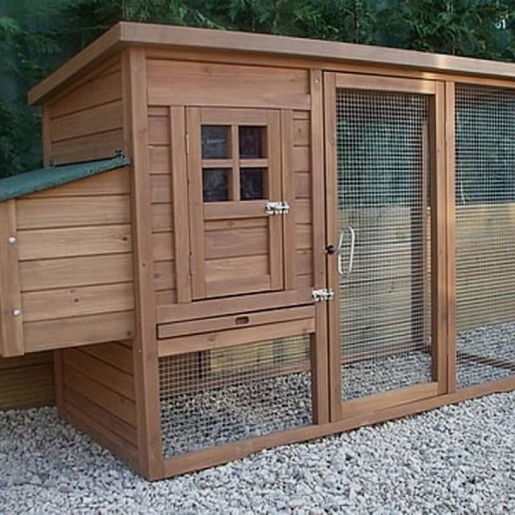 Creative Chicken Coop designs you can build for your ...
