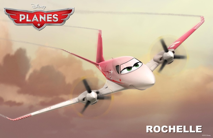 Meet Rochelle: This tough racer is the pride of the Great White North and has a knack for fast travel.