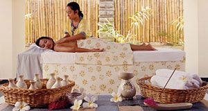 Best (and only) Thaiyurveda Massage I ever had!  The Angsana Resort & Spa Bangalore, India