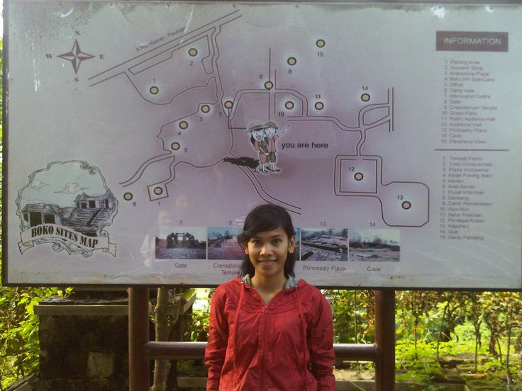 Erida Sisca V - Boko Site Map